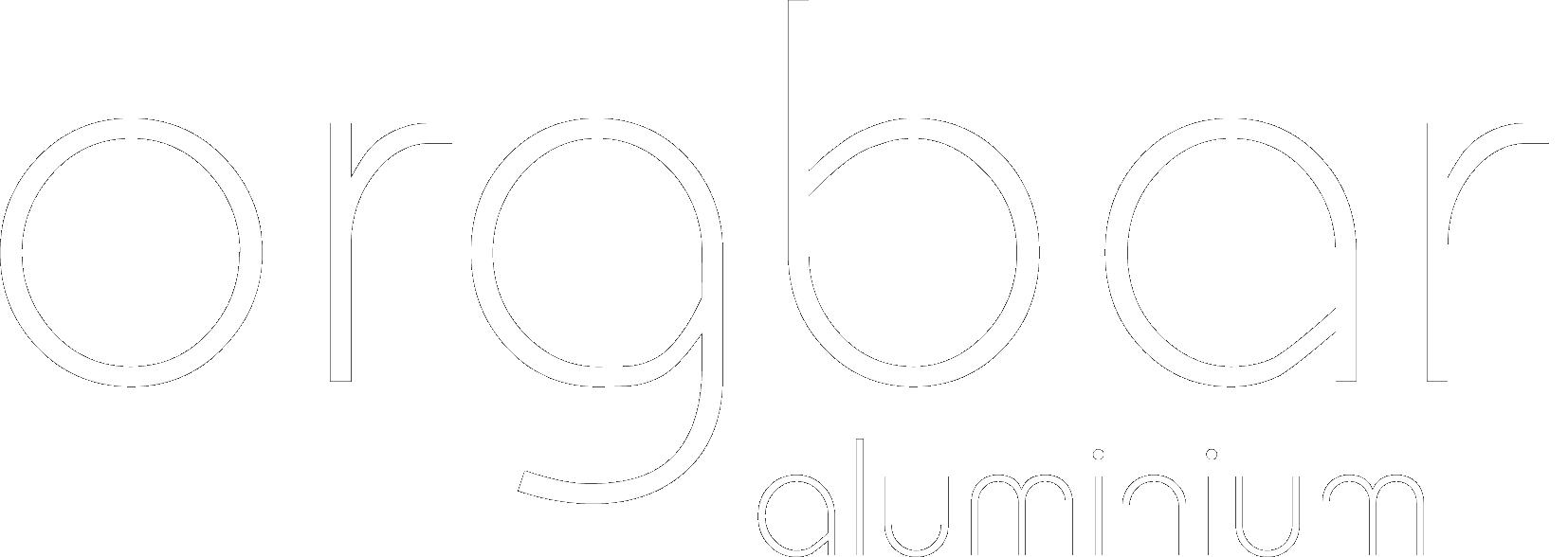 Orgbar Aluminium Logo
