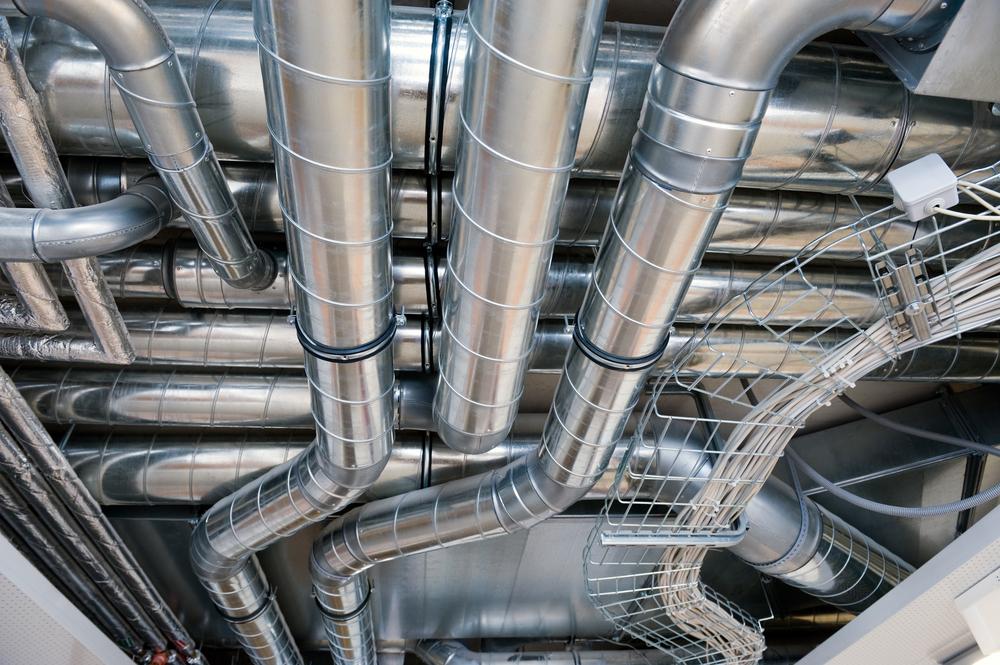 aluminium ductwork