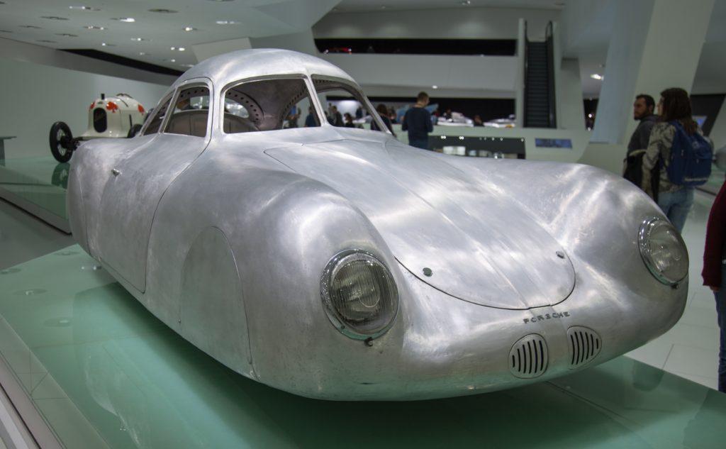 aluminium porsche