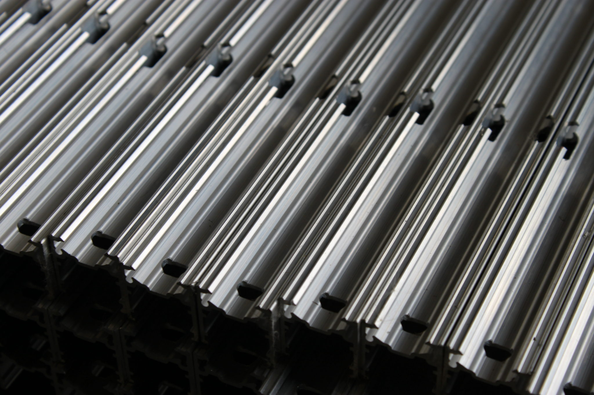 aluminium lighting extrusions