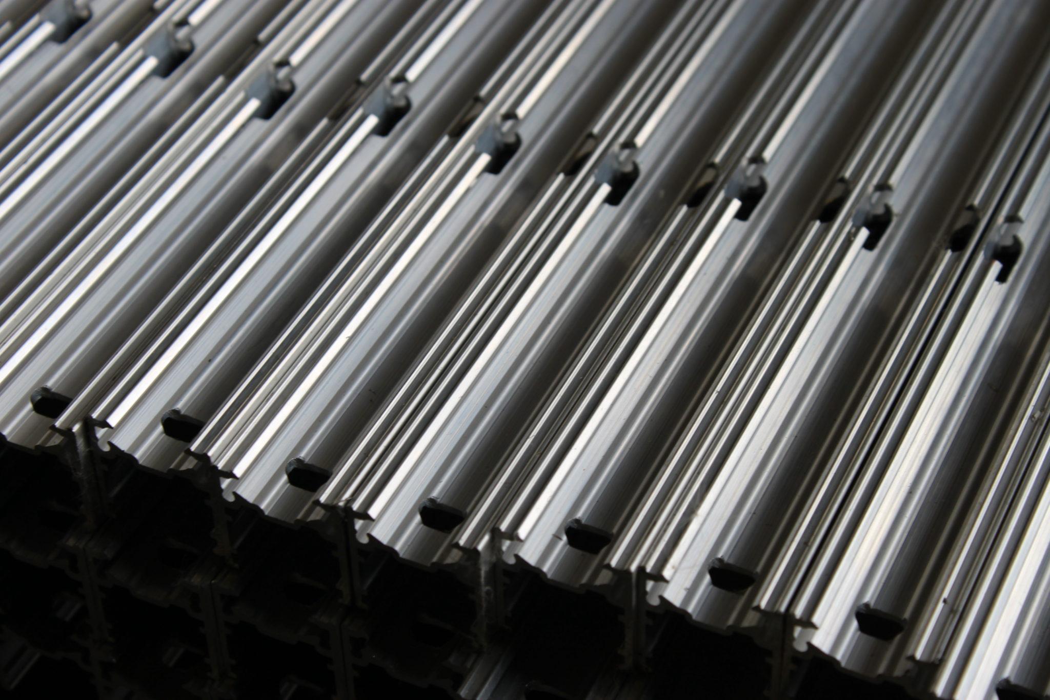 aluminium lighting extrusions